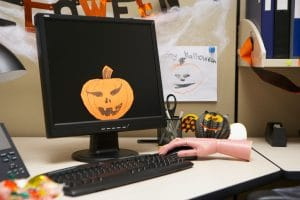Treat Your Employees to New Desks this Halloween