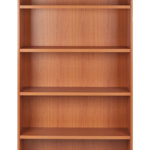 "5-Shelf Bookcase with 1"" Thick Shelves"