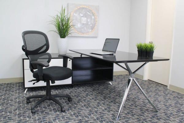 boss multi function mesh task chair pnp office furniture