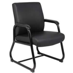 Boss Heavy Duty Caressoft Guest Chair