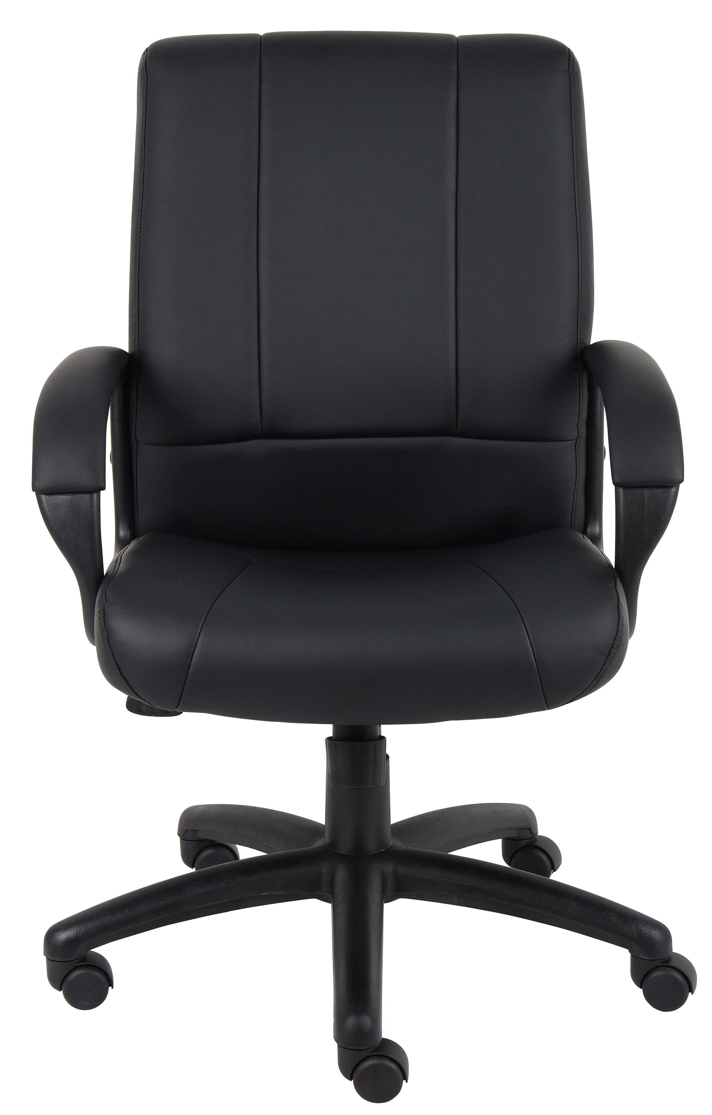 Boss Caressoft Executive Mid Back Chair Pnp Office Furniture