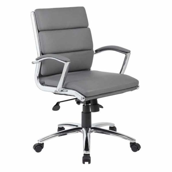 Boss CaressoftPlus™ Executive Mid-Back Chair