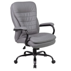 Boss Heavy Duty Double Plush CaressoftPlus™ Chair