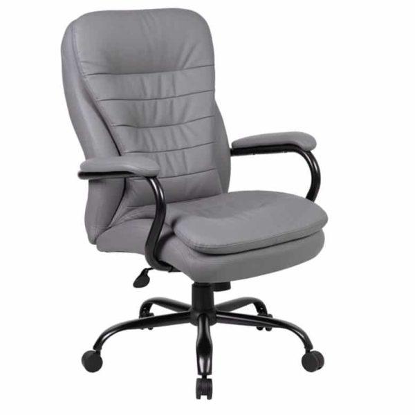 Boss Heavy Duty Double Plush CaressoftPlus™ Chair