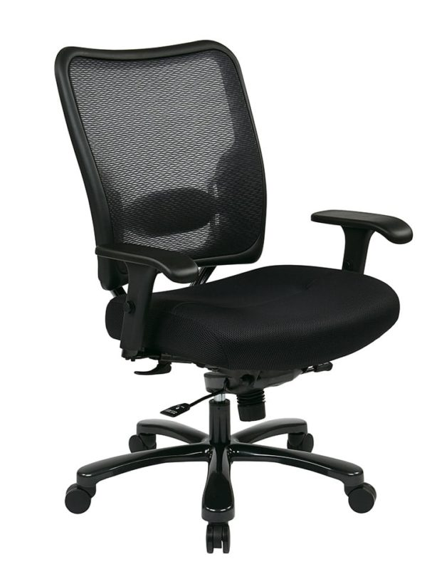 Double AirGrid Big & Tall Ergonomic Chair