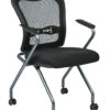 Deluxe Folding Chair with ProGrid® Back