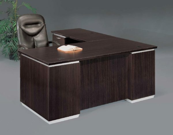 Left Executive L Desk