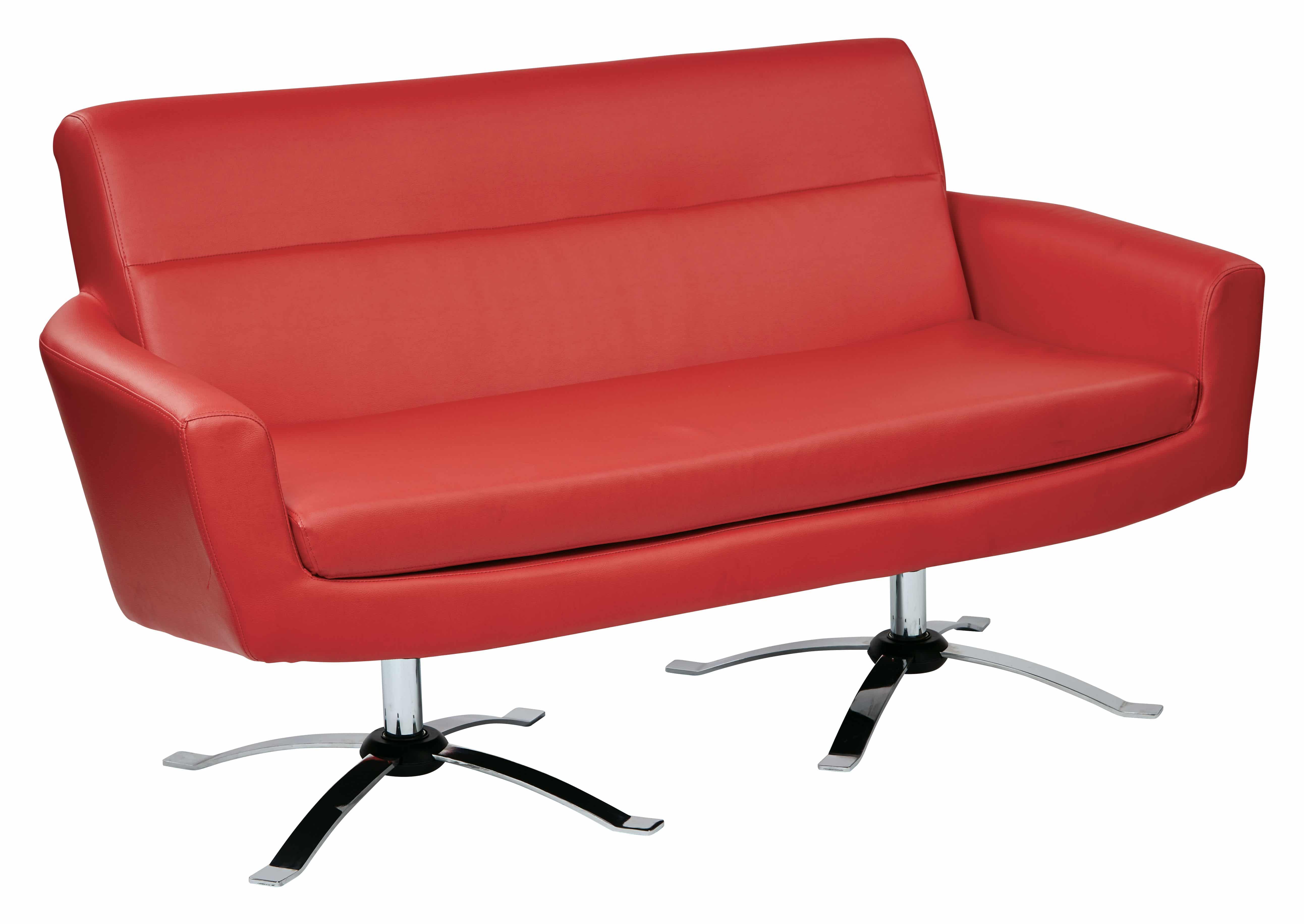 Cool Nova Loveseat Pnp Office Furniture Home Remodeling Inspirations Cosmcuboardxyz