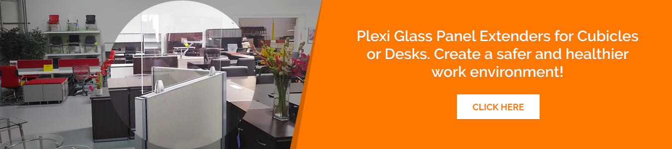 Plexi Glass Panel Extenders