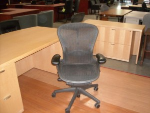 Used Haworth Office Furniture in Victorville CA