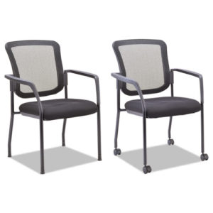 Mesh Guest Stacking Chair