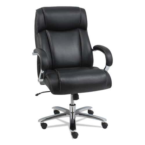 Alera Maxxis Series Big and Tall Leather Chair