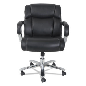 Maxxis Series Big and Tall Leather Chair