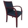 Boss Wood Side Guest Chair Model