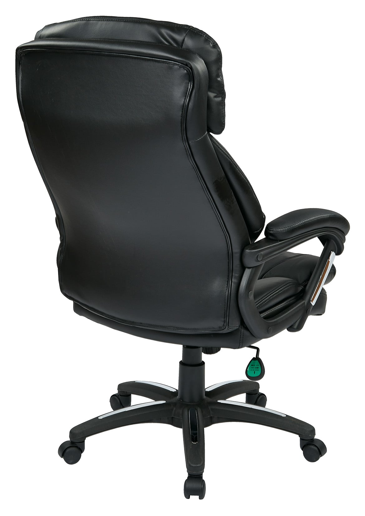 Oversized Faux Leather Executive Chair Pnp Office Furniture