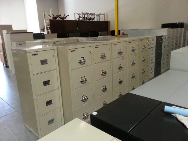 FireKing 4 drawer