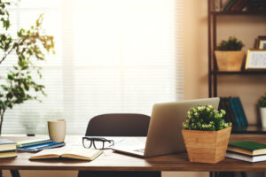 How to Improve Your Dated Home Office in 4 Easy Steps
