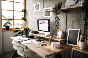 Need Assistance Setting Up a Home Office? PnP Office Furniture Can Help!