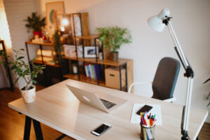 4 Tips for Organizing a Home Office