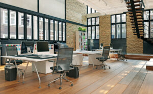 The Top 4 Office Furniture Trends in 2021